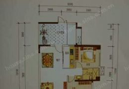 兴国路盛世江南小区93平米3室2厅1卫出租