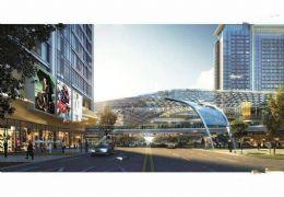 章江新区第五大道欧亚达商铺包租12年20万玲珑铺