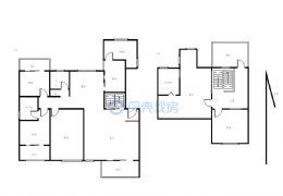 愛丁堡一期172平米5室2廳3衛出售