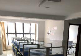 九方中航城國際公寓精裝140平帶辦公家具出租
