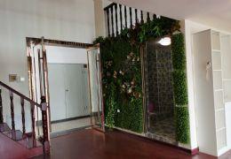 财智广场a座907室面积70平米上下两层,精装