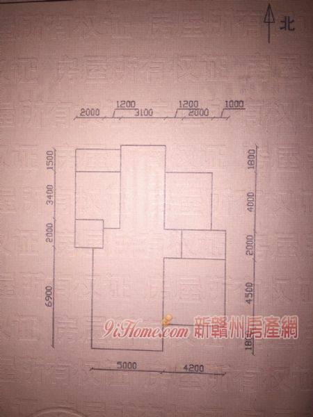 #客家大道金丰小区125平米3室2厅2卫出售_房源展示图0_新赣州房产网