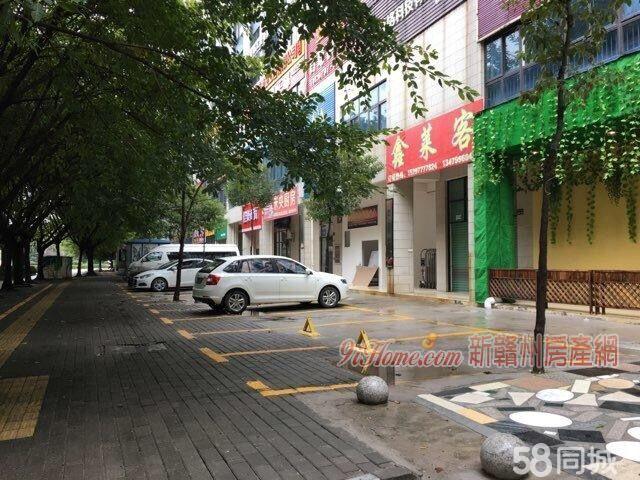 瑞金路靠近娱乐城临街旺铺出租_房源展示图0_新赣州房产网