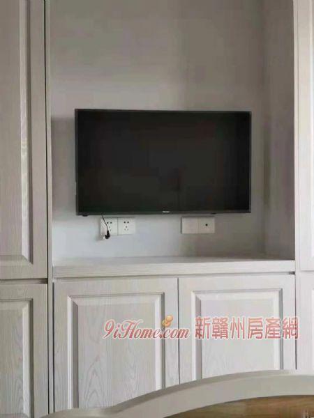 九方巨亿城,万达沃尔玛楼上精装公寓,拎包入住可看_房源展示图2_新赣州房产网