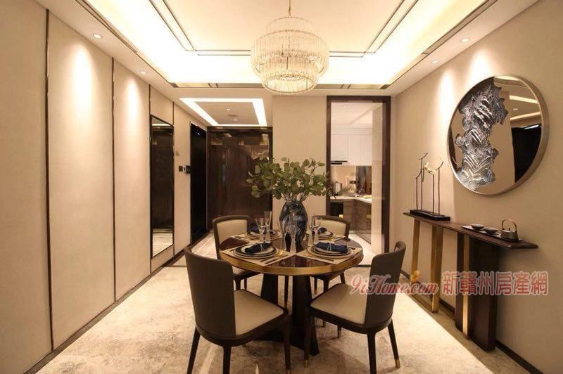 7061元每平方元旦特汇106平米3室2厅2卫出售_房源展示图1_新赣州房产网