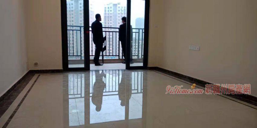 中海国际社区精装小三房6.6米超长阳台房东急售_房源展示图0_新赣州房产网