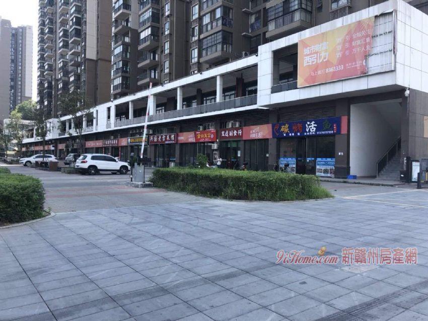 5.8米层高沿街旺铺带高租约出售,直接上户_房源展示图1_新赣州房产网