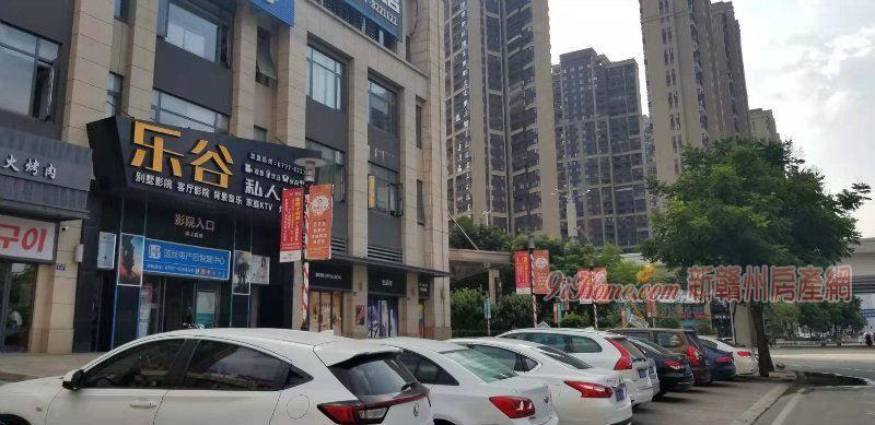 華潤萬象旁胡桃里酒吧第一鋪繁華地段臨街鋪即買_房源展示圖0_新贛州房產網