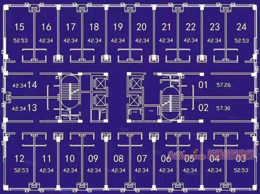 高铁站门口精装公寓,3.3米层高,小面积,单价89_房源展示图0_新bckbet官方下载房产网