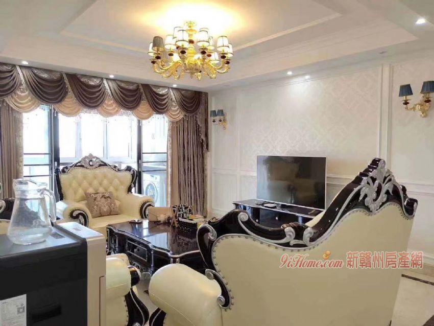 寧都華隆首府豪裝房127平米3室2廳2衛出售_房源展示圖0_新贛州房產網