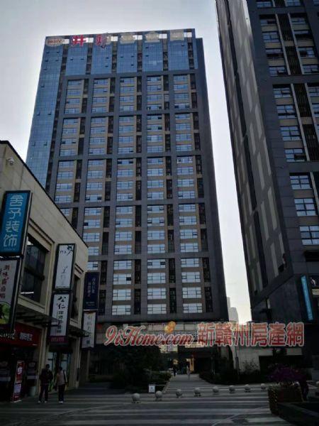 阳明国际中心113平米1室出租_房源展示图4_新赣州房产网