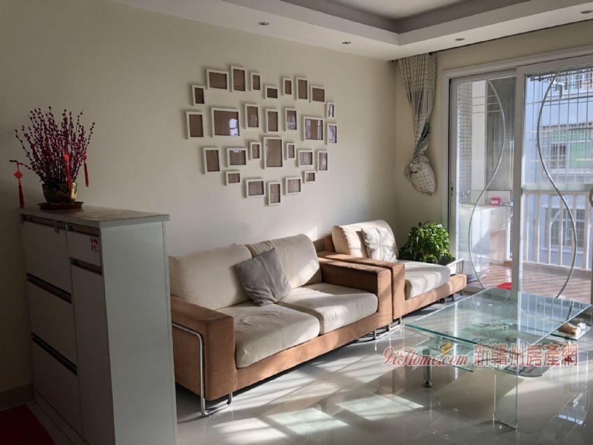 家和园两室两厅精装90平米2室2厅1卫出租_房源展示图0_新赣州房产网