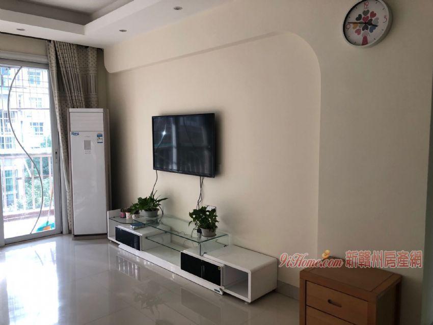 家和园两室两厅精装90平米2室2厅1卫出租_房源展示图1_新赣州房产网