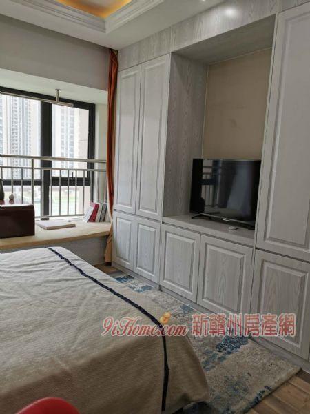 九方巨亿城翡翠公寓43平米1室1厅1卫出租_房源展示图1_新赣州房产网