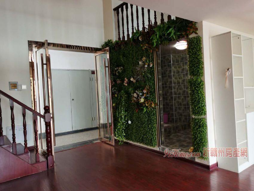 財智廣場a座907室面積70平米上下兩層,精裝_房源展示圖0_新贛州房產網