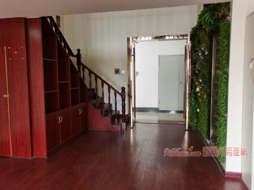 財智廣場a座907室面積70平米上下兩層,精裝_房源展示圖1_新贛州房產網