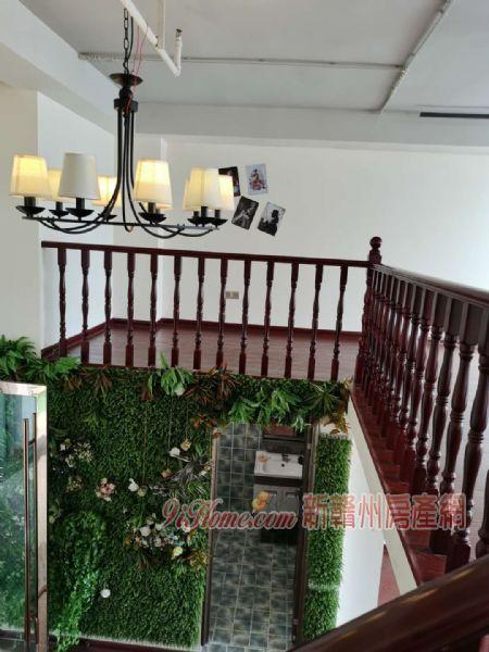 財智廣場a座907室面積70平米上下兩層,精裝_房源展示圖3_新贛州房產網