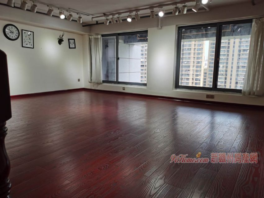 財智廣場a座907室面積70平米上下兩層,精裝_房源展示圖2_新贛州房產網