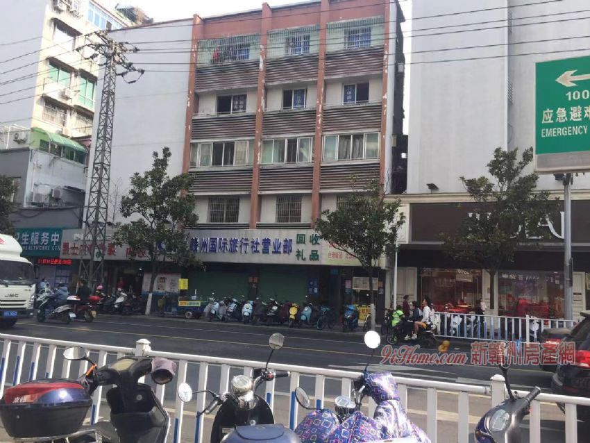 健康路57号(四中旁)出租_房源展示图0_新赣州房产网