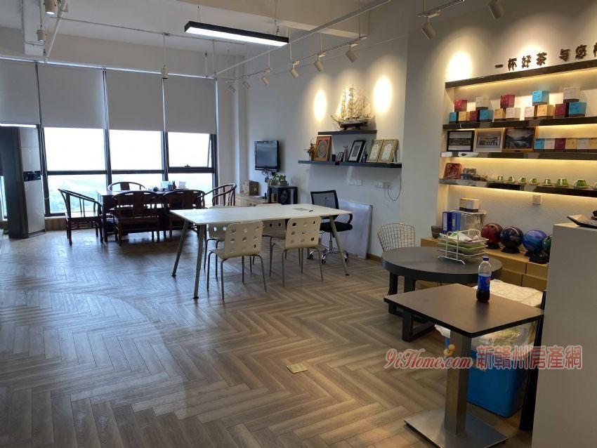 華潤大廈c座寫字樓122平米1室出售_房源展示圖4_新贛州房產網