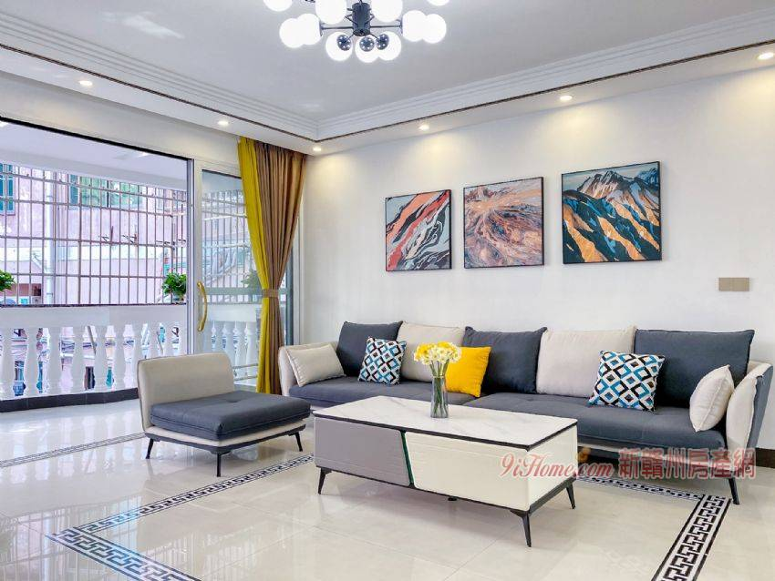 金海岸花园145平米4室2厅2卫出售_房源展示图0_新赣州房产网